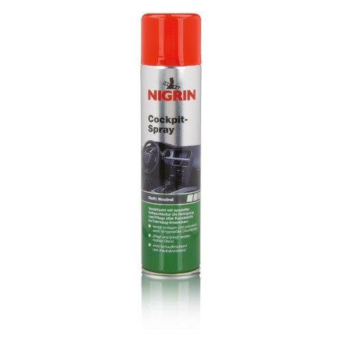 nigrin-cockpitspray-neutral-400ml-reinigt-und-pflegt-kunststoffe-ist-staubabweisend-seidenmatt-antis