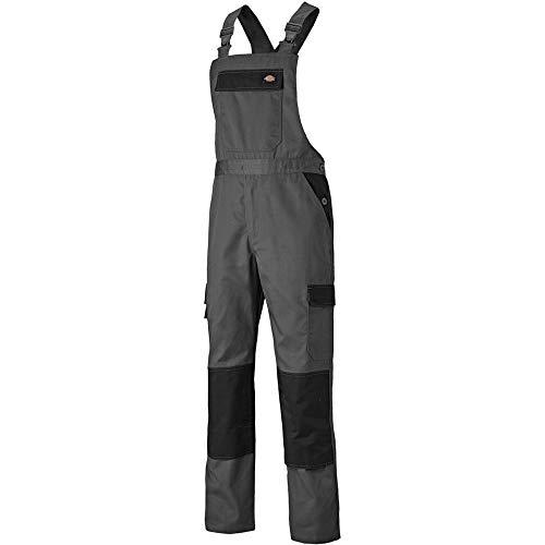 Dickies Workwear Everyday Latzhose Grau/Schwarz 36