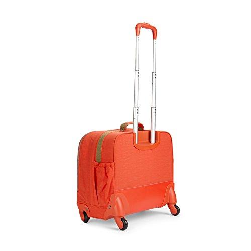 Kipling - MANARY - Sac à dos avec compartiment pour ordinateur portable - Monkey Frnds Kh - (Multi-couleur) Orange (Sugar Orange C)