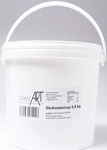 Glukose Glukosesirup 45° Be - 2,5 kg