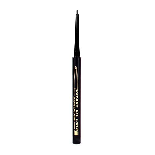 Black Shimmer Eyeliner (Meisijia Multi Farbe wasserdicht langlebige, Kajalstift Glanz Glitter Schimmer Highlight Lidschatten-Feder-Stock)