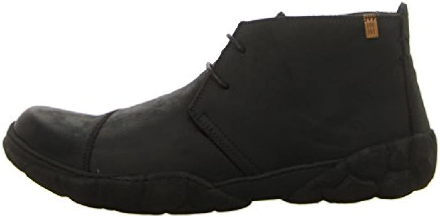 El Naturalista Herrenboot Turtle N5081 black