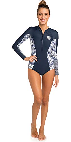 67d20fcc30 RIP CURL Womens G-Bomb Long Sleeve Surf Suit Navy WLY6EW Womens Size - 6