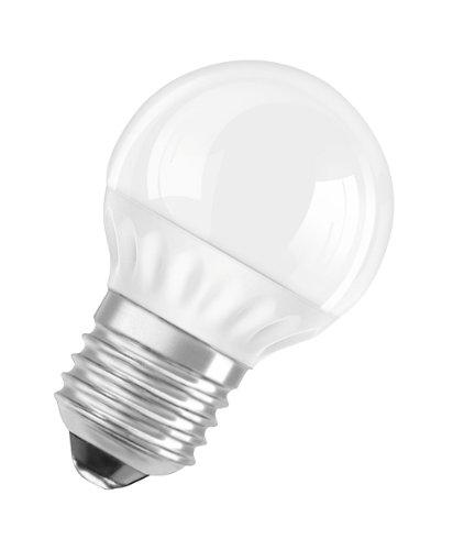 Osram LED Star Classic P20 3W ersetzt 20 W, Sockel E27, in Tropfenlampenform, extra warmton (827) 980731