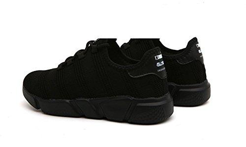 Gli Uomini Volano-sneakers Tessute,Air Mesh Scarpe Casual 100-lap Scarpe Da Corsa A
