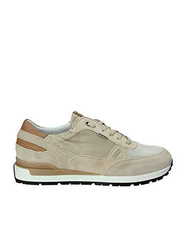 Exton 993 sneakers uomo beige 42