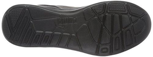 Puma - Duplex Evo, Scarpe da ginnastica Unisex – Adulto Nero (Schwarz (puma black-puma black-puma Black 04))