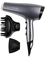 Remington Keratin Protect Ionic Hair Dryer, Infused with Keratin and Almond Oil for Healthy Looking Hair - AC8008