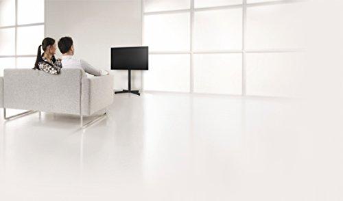 Best Vogel's TV Floor Stand, EFF 8230 for 48 – 104 cm (19 – 40 inch) TV, Rotating – max 30 kg VESA Max 200 x 200, Black on Amazon