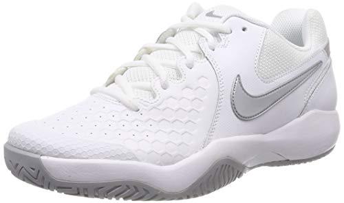 Nike Air Max 90 Essential 537384-105 Herren Low-Top Sneakers Weiß (White/Black Pine-Lite Base Grey) 47