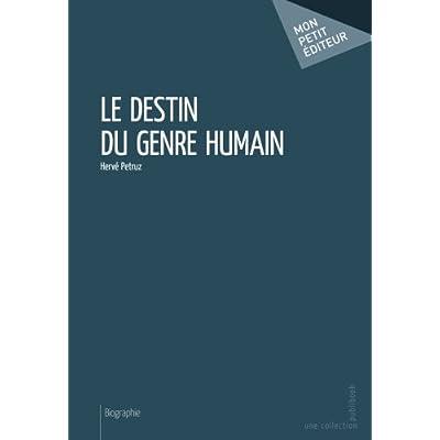Le Destin du genre humain