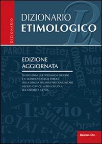 Dizionario etimologico di Aa.vv.