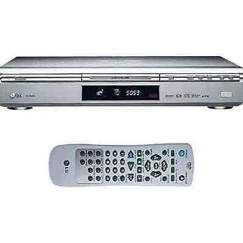 LG DVD 5083–Reproductor de DVD