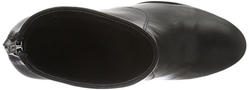 Bianco 27-48830 - Stivali bassi con imbottitura leggera Donna Nero (Black/10)