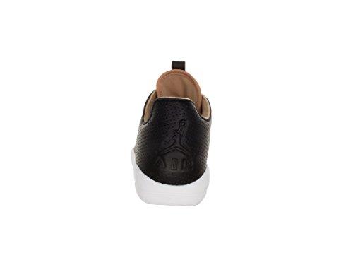 Nike Herren Jordan Eclipse Ltr Turnschuhe, Talla Schwarz / Beige / Weiß (Schwarz / Vachetta Tan-weiß)