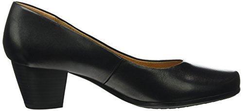 Escarpins femme 22411 Caprice 1 Noir BLACK vZ1Pqwaq