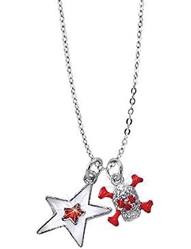 SCOUT Kinder und Jugendliche Halskette Sterling-Silber 925 261099200