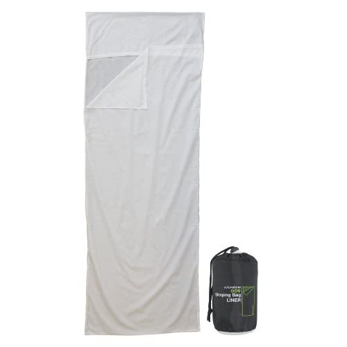 31FWTBQkSHL. SS500  - Yellowstone Quick Dry Unisex Outdoor Envelope Sleeping Bag available in White -