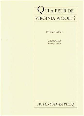 Qui a peur de Virginia Woolf ?
