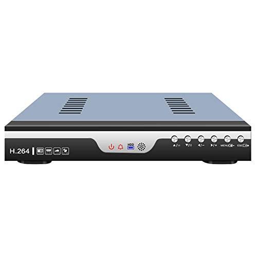 TUWEN Dvr16 StraßE Hd ÜBerwachung Festplatte Recorder Dvr Netzwerk Nvr Digital Analog Hybrid Remotehost Ahd