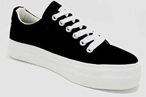 Tamaris 23602, Sneakers Basses Femme Noir (Black)
