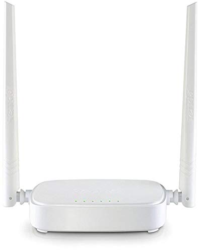 Tenda N301 - Router WiFi 300 Mbps Color Blanco