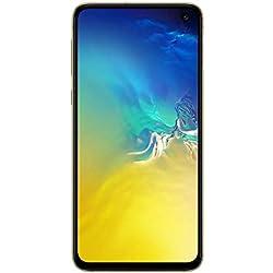 "Samsung Galaxy S10e Smartphone, Giallo (Canary Yellow), Display 5.8"", 128 GB Espandibili, Dual SIM [Versione Italiana]"