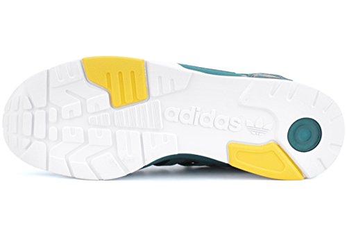 adidas Tech Super-Laufschuh, 7.5 Surf Petrol