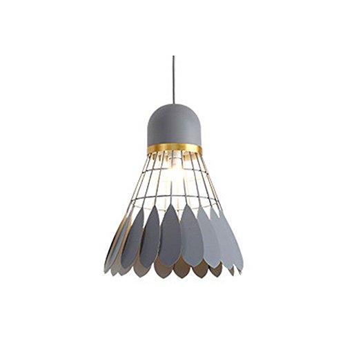 Leuchter Nordic Style Badminton Restaurant Kronleuchter Moderne minimalistische Cafe Bar Kronleuchter Kreative Persönlichkeit Lampen (Design : BB)
