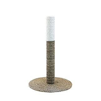 "Nature First"" Sherwood Tall Scratch Post for Cats 7"