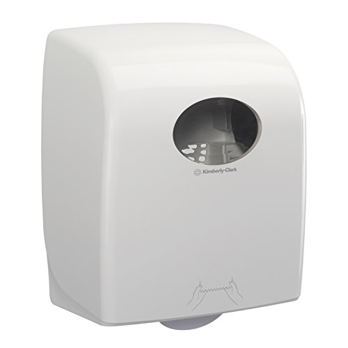 AQUARIUS* Dispensador de Toallas Secamanos en Rollo 7375 - Blanco