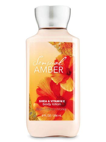 Lotion Corporelle Sensual Amber Bath and Body Works