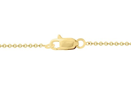 Carissima Gold - Collier - Femme - (9 cts) Or Jaune