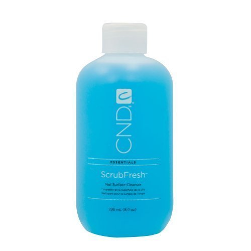 cnd-one-step-scrub-fresh-nail-surface-cleanser-sanitizer-8-oz-prep-scrubfresh-by-cnd-creative-nail-d