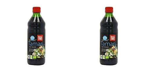 Preisvergleich Produktbild (2 Pack) - Lima Tamari 25% weniger salt / 500 ml / 2 Pack - Super Saver - Sparen Sie Geld