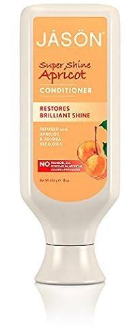 Jason Super Shine Apricot Conditioner, 16 Fluid Ounce by Jason