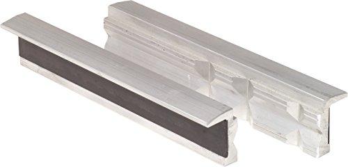 KS Tools 914.0086 Alu-Schraubstock-Schonbacken,120mm,Trapeznutzen