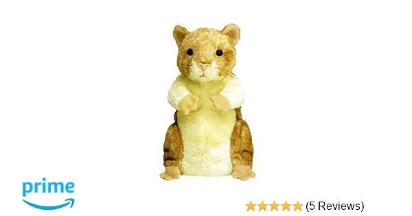 564e8968c7d TY Pellet the Hamster Beanie Baby  Amazon.co.uk  Toys   Games