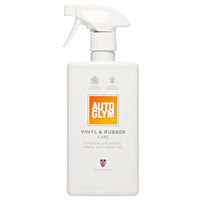 Auto Glym Vinyl And Rubber Care, 500ml