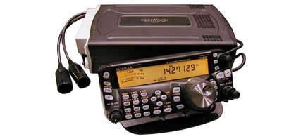 Kenwood TS-480SAT HF/6m Base/Mobile Transceiver (100 Watt/eingebauter ATU)