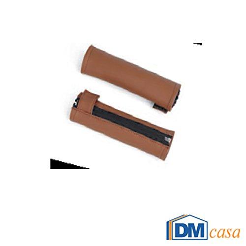 Brevi 730-003 kit maniglione ovo premium, black melange