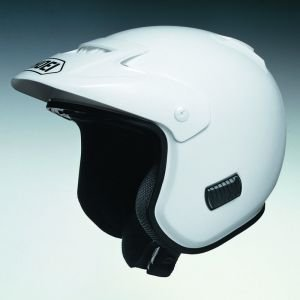 Shoei Helm tr-3, weiß, L (59-60 cm)
