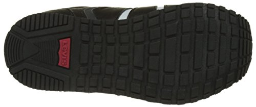 Levi's - Almayer Velcro, Basse Bambino Nero
