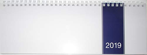 Quer-Tischkalender/Tischkalender/Terminkalender quer 1Woche 2Seiten