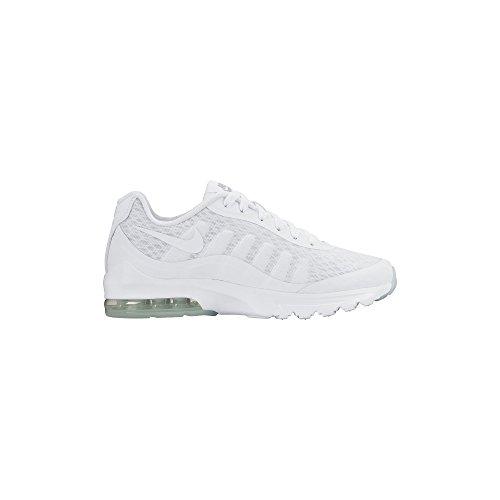 Nike - Wmns Air Max Invigor Br, Scarpe sportive Donna Bianco (Blanco (White / White-White))