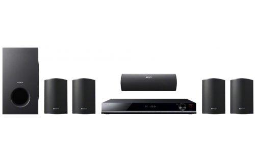Sony DAV-DZ340 5.1 DVD-Heimkinosystem (1000W, HDMI 1080p Upscaling, USB) schwarz