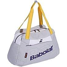Babolat Bolsa FIT Padel Gris Amarillo Mujer