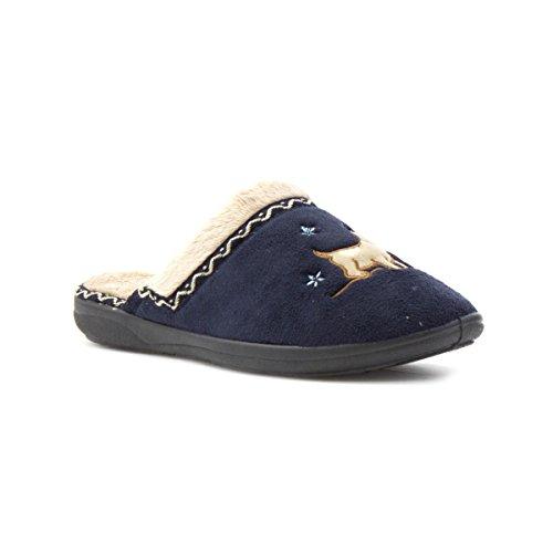 Padders, Pantofole donna Blue