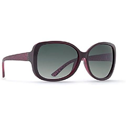 Gafas de sol polarizadas INVU B 2628C Burdeos polarizadas 100% UV Block Sunglasses Polarized