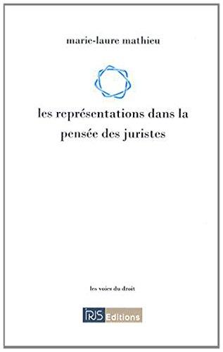 Les représentations dans la pensée des juristes